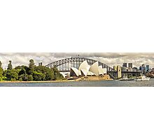 What Mrs Macquarie Didn't See Photographic Print