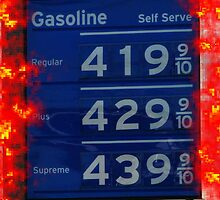 GAS PRICES ON THE RISE! by RoseMarie747