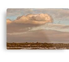 Saskatchewan Landscape Metal Print