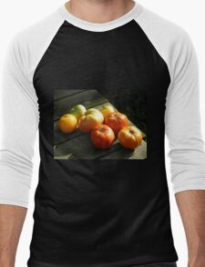 Clay's Garden 02 Men's Baseball ¾ T-Shirt
