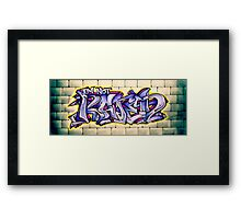 I'm Not Rated Framed Print