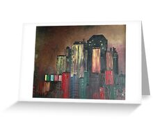 """NYC Skyline""© Greeting Card"