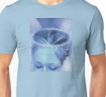 My Blue Heaven (Image and Poem) Unisex T-Shirt