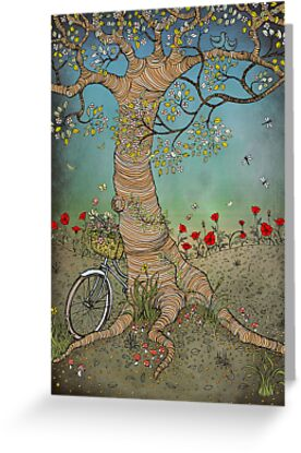 dragonfly tree by vian