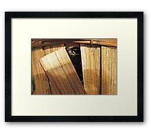 Little Spy Framed Print