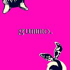Gummo poster.  Yep. by Margaret Bryant