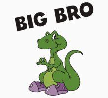 Big Bro Dinosaur Kids Clothes