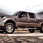 F350 Super Duty by Trenton Hill