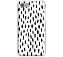 Handpainted Brush Texture iPhone Case/Skin