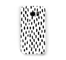 Handpainted Brush Texture Samsung Galaxy Case/Skin
