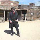 """Gunslinger"" by waddleudo"