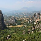 Meteora by Day by GEO-G