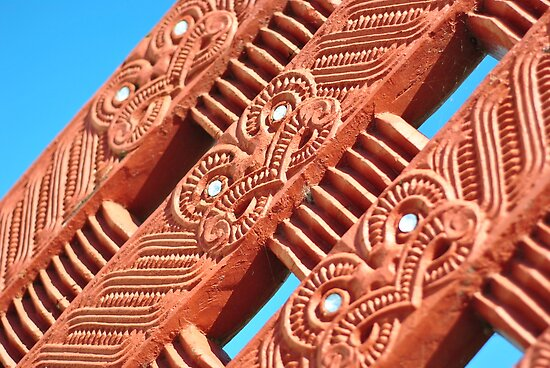 Maori Carvings by mattslinn