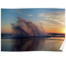 Beach Sunset - Part 2 Poster