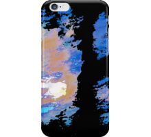 Abstract Color Splashes iPhone Case iPhone Case/Skin