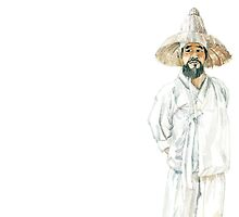 Farmer's life by Kyunghwa Awa