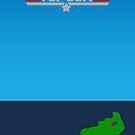 Top Gun - Minimal Poster 2 by konman96