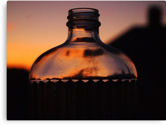 Message in a Bottle by Deb Maidment