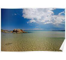 West Beach - Croajingolong National Park Poster