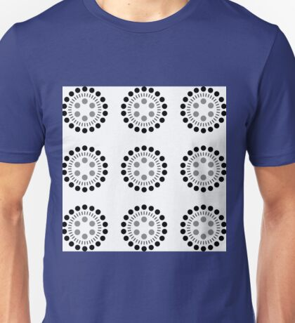 Dots and Dashes Unisex T-Shirt