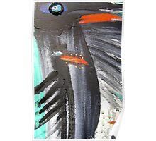 2 ravens 3 kachinas 9 Poster