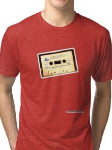 Run DMC Cassette Tri-blend T-Shirt