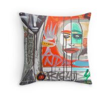 do you believe in you Throw Pillow