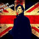 SherlockBelieveFlag by SherBolly