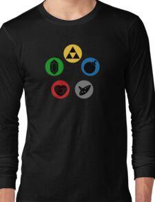 Magic the Gathering: Mana of Time Long Sleeve T-Shirt
