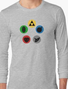 Magic the Gathering: Mana of Time Long Sleeve T-Shirt