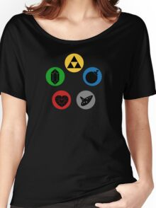 Magic the Gathering: Mana of Time Women's Relaxed Fit T-Shirt