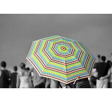 colour grey sky Photographic Print