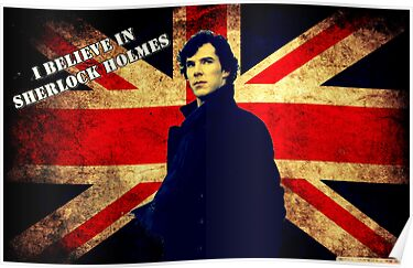 SherlockBelieveUnionJack by SherBolly