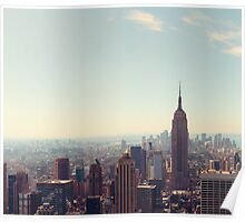 New York City - Empire State Building Poster