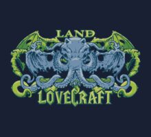 Land of Lovecraft T-Shirt
