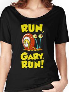 Run, Gary, RUN! Women's Relaxed Fit T-Shirt