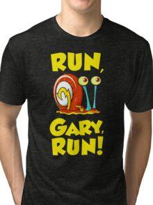 Run, Gary, RUN! Tri-blend T-Shirt