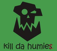 kill da humiez by Jonathan Carre
