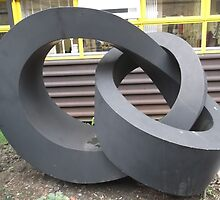 Morley College Sculpture/1 of 3 -(260212)- Digital photo by paulramnora