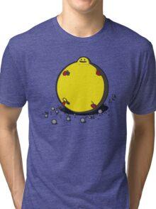 Pac-Gulp.... Tri-blend T-Shirt