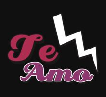 Te Amo Lightning by TeAmoClothing