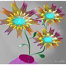 Blooming Dreams by IrisGelbart