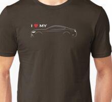 I Love My Stang Unisex T-Shirt