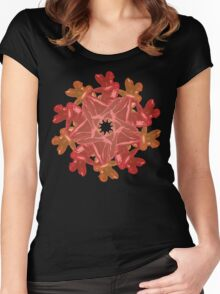 ENTWINED 3 Women's Fitted Scoop T-Shirt