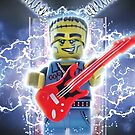 Electric Guitar by Paul-M-W