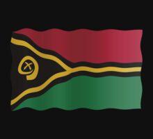 Vanuatu Flag by stuwdamdorp