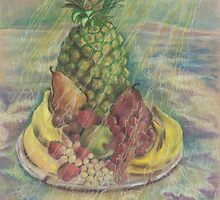 Oceans of Everlasting Fruit by Cathy Schock