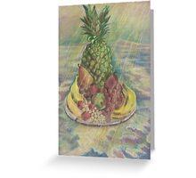 Oceans of Everlasting Fruit Greeting Card