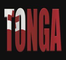 Tonga flag by stuwdamdorp