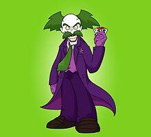 Dr. Wily Joker by ToniJdotcom